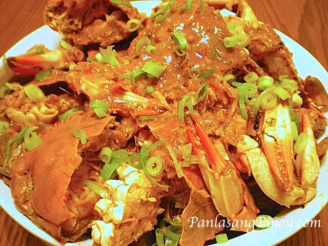 Chili Crab Recipe